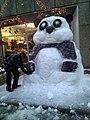 Snow Panda on Main st - panoramio.jpg