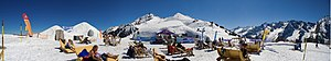 Mayrhofen - Image: Snowbombing