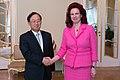 Solvita Āboltiņa tiekas ar Korejas vēstnieku.jpg