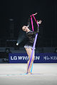Son Yeon-Jae at LG WHISEN Rhythmic All Stars 2011 (09).jpg