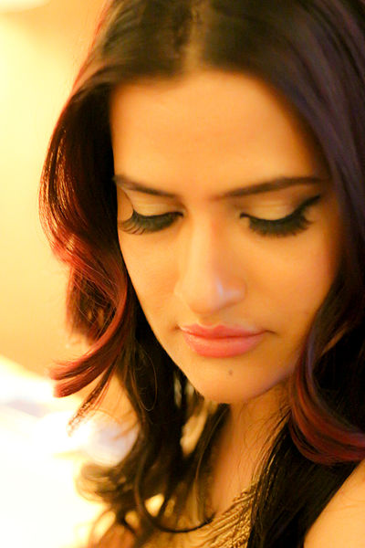 Picture of a band or musician: Sona Mohapatra