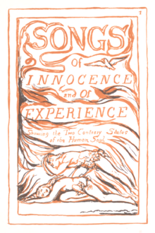 Songs of innocence and experience (Ellis facsimile) 29.png