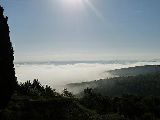 Sonnenaufgang in der Toskana - panoramio