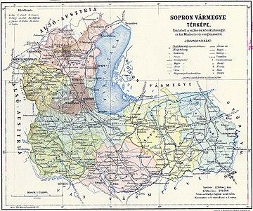 Sopron Varmegye Wikipedia