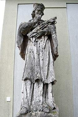 Sopronhorpács, Nepomuki Szent János-templom 2020 04.jpg