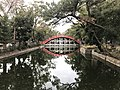Sorihashi Bridge in Sumiyoshi Grand Shrine 7.jpg