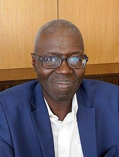 Souleymane Bachir Diagne Senegalese philosopher