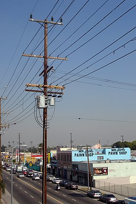south los angeles � wikip233dia