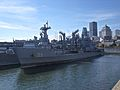 South Korean Navy vessels, Montreal (2013-10-17).jpg