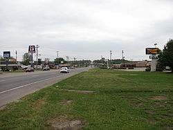 Alma, Arkansas.