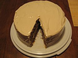 Spice Cake with sea foam frosting.jpg