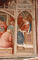 Spinello aretino, Caterina disputa coi filosofi pagani 02.JPG