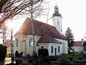 Störmthal - Störmthal church