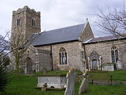 St.Mary's Church, Benhall - geograph.org.uk - 1182538.jpg