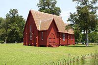 St. Andrew's Episcopal Church in 2011.JPG