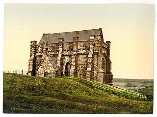 St. Catherine's Chapel, Abbotsbury, England