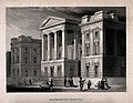 St. George's Hospital, Hyde Park Corner. Engraving. Wellcome V0013817.jpg