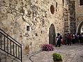 St. John BaHarim חצר כנסיית יוחנן בהרים - panoramio (5).jpg