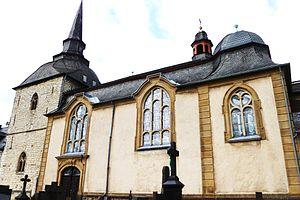 Laurensberg - Image: St. Laurentius Aachen Laurensberg
