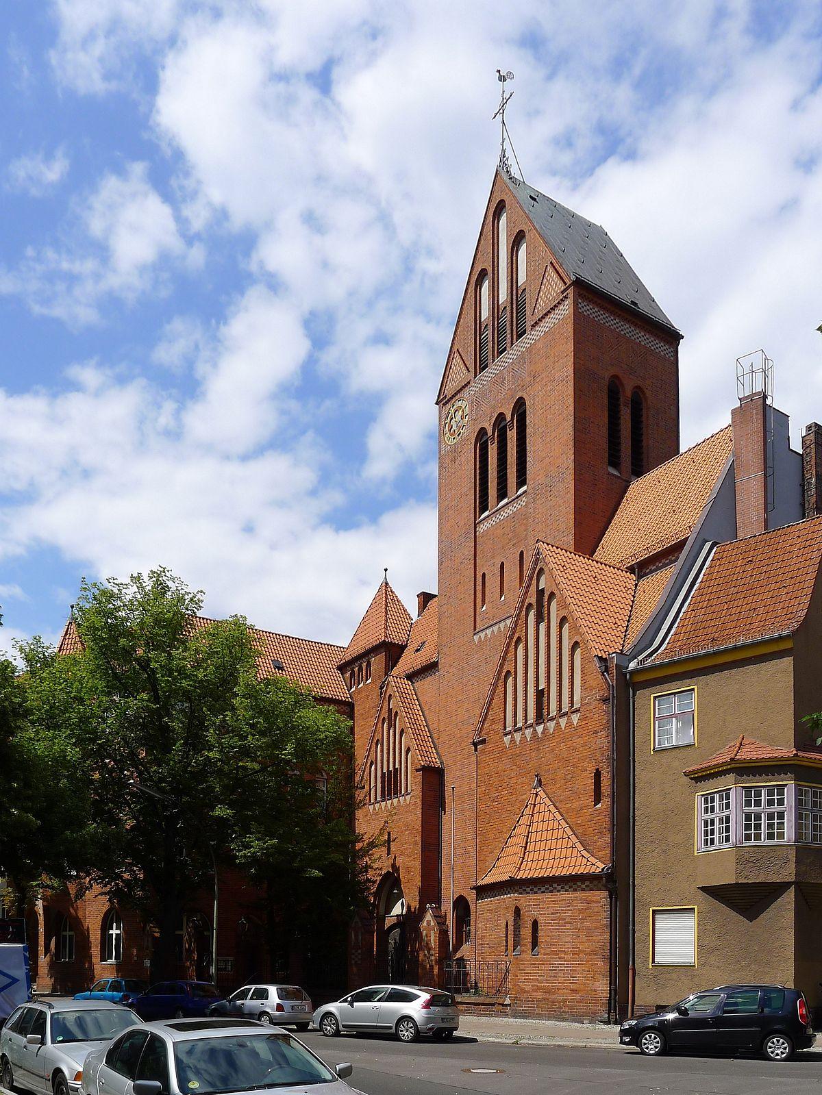 St. Marien (Berlin-Reinickendorf) - Wikipedia