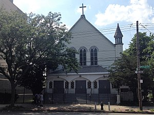 St. Mary's Church (Bronx) - St. Mary's Church (Bronx)