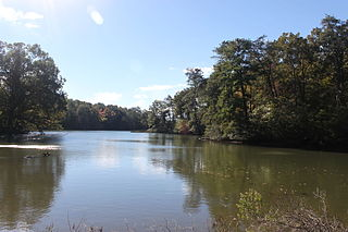 St. Marys River (Maryland) tributary of the Potomac River in Maryland, United States