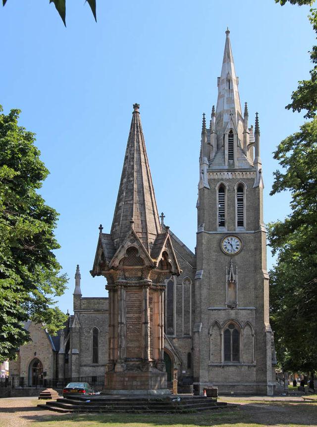 Stratford Martyrs Memorial