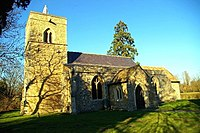 St Mary's Church, Great Abington - geograph.org.uk - 695962.jpg