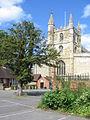 St Michael's Church tower - geograph.org.uk - 854958.jpg