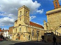 St Nicholas Church in Bridge Street - geograph.org.uk - 291344.jpg