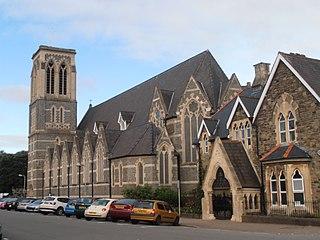 St Peters Church, Roath Church