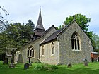 St Peter's Church, Tandridge Lane, Tandridge (NHLE Code 1189811).JPG