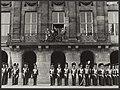 Staatsbezoek Franse president Coty aan Nederland. President Coty en echtgenote …, Bestanddeelnr 079-0432.jpg