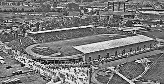 1938 FIFA World Cup - Image: Stadeolympique Colombes JO1924
