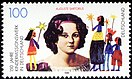 Stamp Germany 1996 Briefmarke Kindermissionswerk.jpg