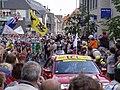 Start Tourettape Waregem, Tour de France 2007 - fotograaf Lieven De Cock.jpg