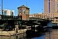 State Street Bridge (Milwaukee) from the southwest in 2012.jpg