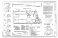 Statement of significance, location map, site plan, landscape plan, site sections, evolution of cemetery landscape. - San Francisco National Cemetery, 1 Lincoln Boulevard, San HALS CA-1 (sheet 1 of 1).png
