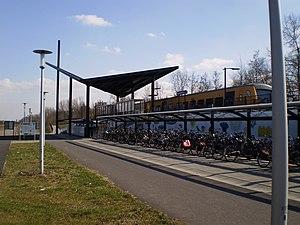 Apeldoorn De Maten railway station - Station Apeldoorn De Maten