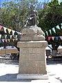 Statue du Pêcheur - Jijel (Algérie).JPG
