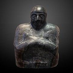 Statuette of Lupad-AO 3279-AO 3280-AO 4494
