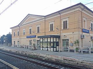 Passo Corese Frazione in Lazio, Italy
