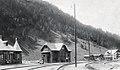 Stazione ferroviaria Plan Val Gardena - fabbricato viaggiatori.jpg