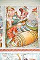 Steinfeld Gerlamoos Filialkirche heiliger Georg Freske 10 Glieder-Abhacken Naegeltonne-Rollen 20122012 970.jpg