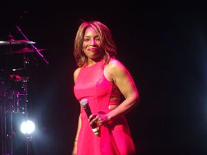 The Wiz - Stephanie Mills (pictured in 2017) played Dorothy in the original 1975 Broadway musical The Wiz.