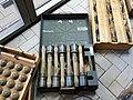 Stielhgr 24 ,Ben Junier ammo collection at the Overloon War Museum pic2.JPG