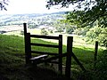Stile on Cockshot Hill - geograph.org.uk - 34576.jpg
