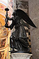 Stoldo lorenzi, angelo reggicandelabro in bronzo, 1583.JPG