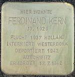 Stolperstein Böchingen Kern Ferdinand.jpeg