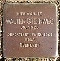 Stolperstein Horstmar Gossenstraße 1 Walter Steinweg.jpg